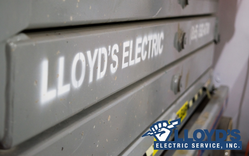 Local Electrician - Residential Electric | Lloyd\'s Electric Service