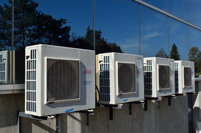 commercial and heating and air